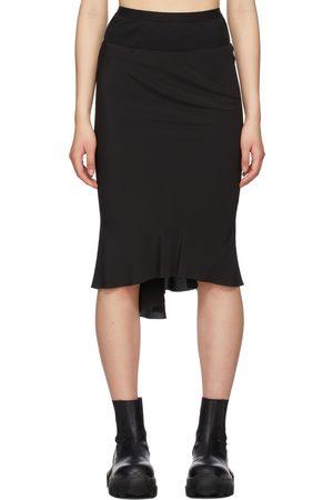 Rick Owens Women Midi Skirts - Knee Bias Skirt