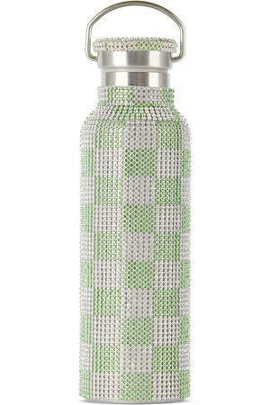 Collina Strada And Check Rhinestone Water Bottle, 24 oz