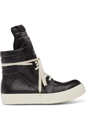 Rick Owens Geobasket High Sneakers