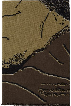 Serapis SSENSE Exclusive and Woman Blanket