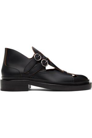 Jil Sander Leather Antick Loafers