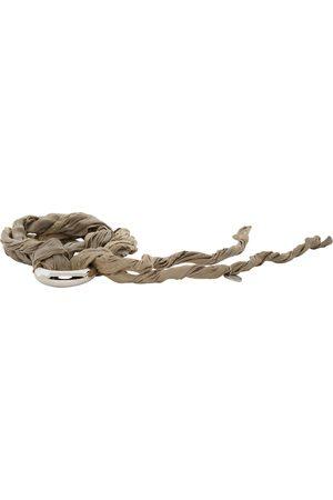 Jil Sander Men Bracelets - Grey and Ripple Bracelet