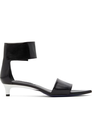 Jil Sander Pointed Heeled Sandals