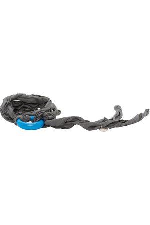 Jil Sander And Grey Ripple Bracelet