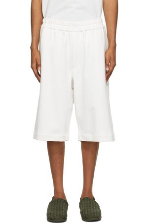 Jil Sander Off- French Terry Shorts