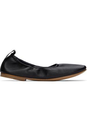 Lanvin Nappa Leather Ballerina Flats