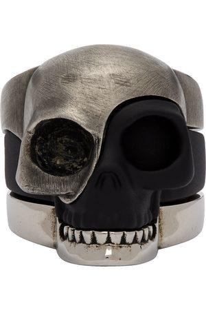Alexander McQueen And Divided Skull Ring