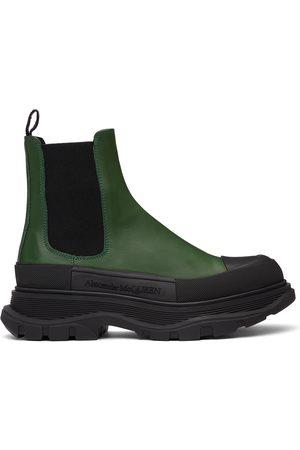 Alexander McQueen Tread Slick Chelsea Boots