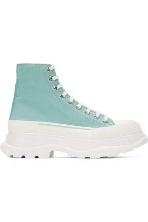 Alexander McQueen SSENSE Exclusive Tread Slick Sneaker Boots