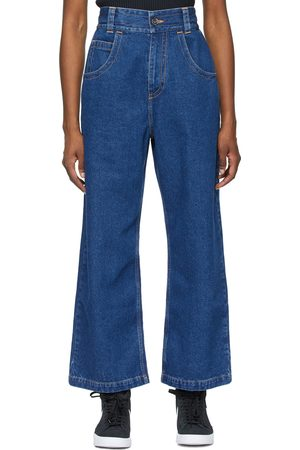 Opening Ceremony High-Rise Flared Jeans