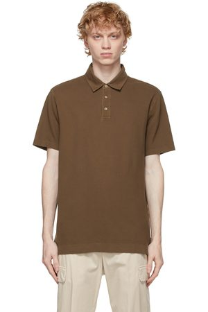 Z Zegna Pique Garment-Dyed Polo