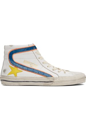 Golden Goose And Slide Classic Sneakers