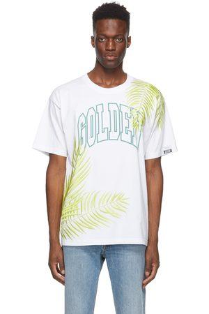 Golden Goose Men T-shirts - Golden Palms Artu T-Shirt