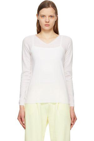 Max Mara Cashmere Smirne V-Neck Sweater