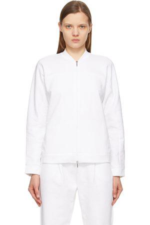 Max Mara Laziale Zip-Up Sweatshirt