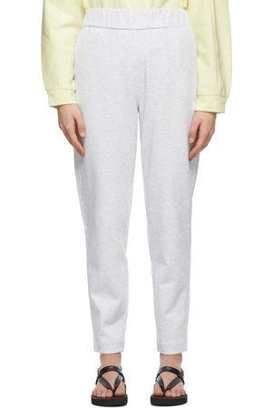 Max Mara Grey Pesca Lounge Pants
