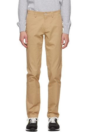 Lacoste Gabardine Slim-Fit Chino Trousers