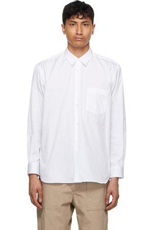 Comme des Garçons Men Shirts - Poplin Forever Shirt