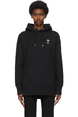 Givenchy Oversized Frame Print Hoodie