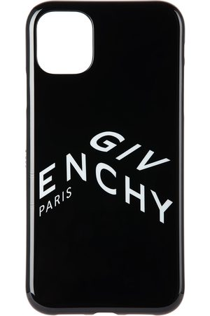 Givenchy Phones Cases - Refracted Logo iPhone 11 Case