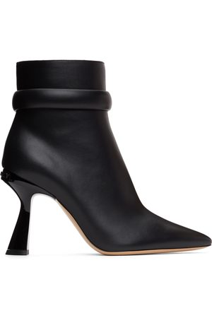 Givenchy Black Carène Ankle Boots