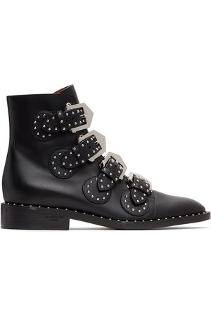 Givenchy Women Ankle Boots - Elegant Studs Ankle Boots