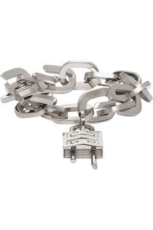 Givenchy G Link Padlock Bracelet