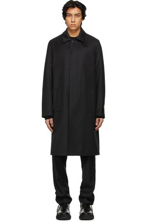 Givenchy Men Trench Coats - Patch Trench Coat