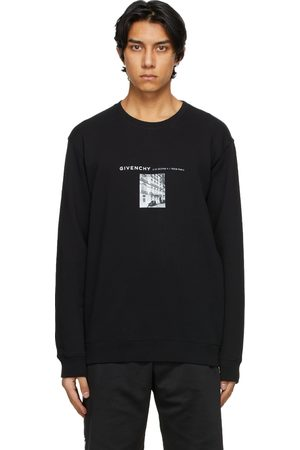 Givenchy Men Sweatshirts - Photo Sweatshirt
