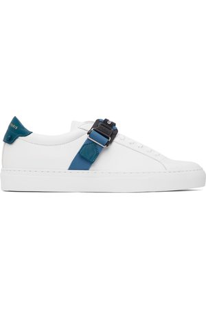 Givenchy And Strap Urban Knot Sneakers