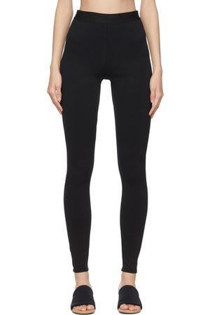 3.1 Phillip Lim Women Leggings - Jersey Zip Leggings