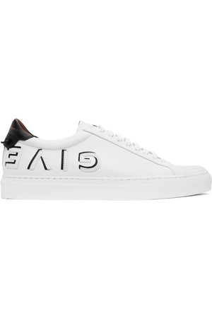 Givenchy And Reverse Logo Urban Street Sneakers