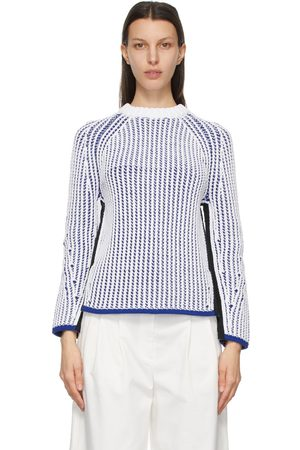3.1 Phillip Lim And Two-Tone Sweater