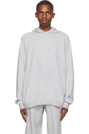 Frenckenberger Grey Hooded Sweater