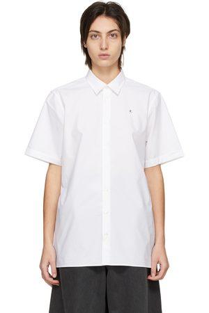 RAF SIMONS Women Short sleeves - R Logo Short Sleeve Shirt