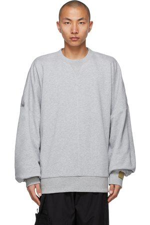 A.A. Spectrum Grey Collage Sweatshirt