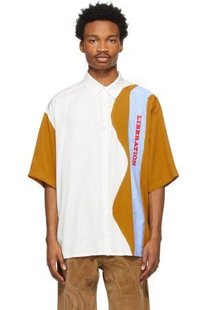 Ahluwalia And Tan Liberation Short Sleeve Shirt