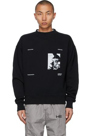 HELIOT EMIL Men Sweatshirts - Print Sweatshirt