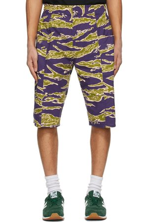 SOUTH2 WEST8 Tiger Army String Shorts