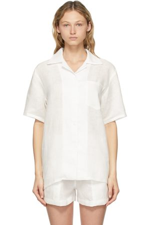 Gil Rodriguez Linen Tommy Short Sleeve Shirt