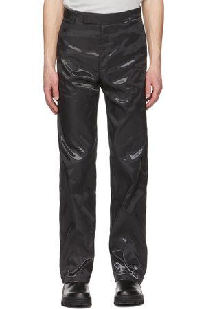 HELIOT EMIL Men Pants - Liquid Metal Trousers