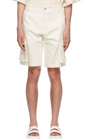 GCDS Twill Cargo Shorts