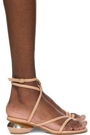 Nicholas Kirkwood Beya Maxi Heeled Sandals