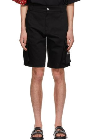 GCDS Men Shorts - Twill Cargo Shorts