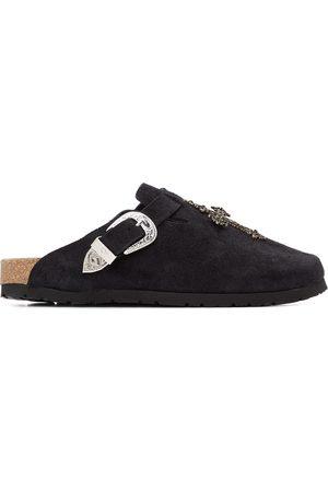 Children Of The Discordance Custom-Made Cross Slip-On Loafers