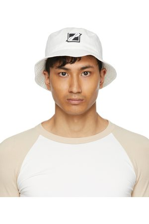 We11 Done Square Logo Bucket Hat