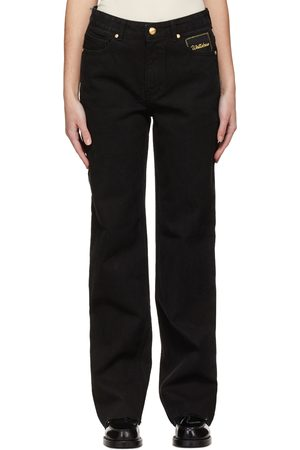 We11 Done Women Straight - Straight-Fit Jeans