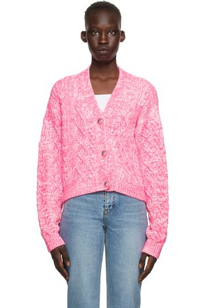 We11 Done Women Cardigans - And Cable Knit Cardigan