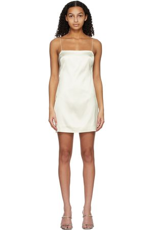 GAUGE81 Off- Heavy Satin Bima Dress
