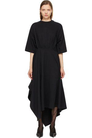 Balenciaga Women Midi Dresses - Body-Wrap Dress